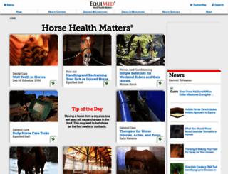 equimed.com screenshot