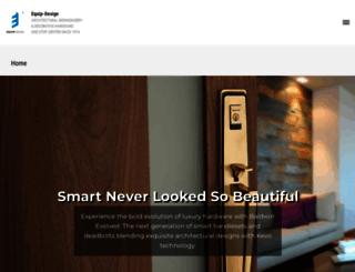 equip-design.com screenshot