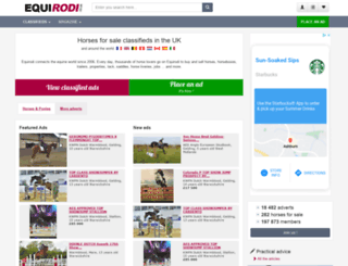 equirodi.co.uk screenshot
