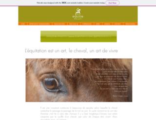 equosproject.com screenshot