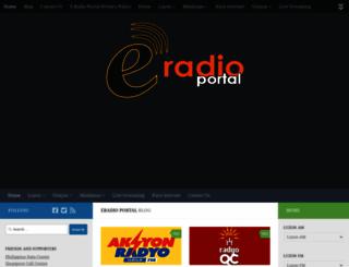 eradioportal.com screenshot