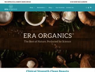 eraorganics.com screenshot