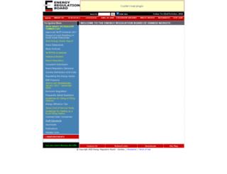 erb.org.zm screenshot