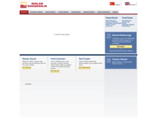 ercreklam.com screenshot