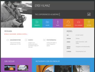 erdiyilmaz.com screenshot