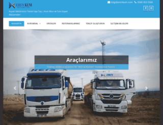 erenkum.com screenshot