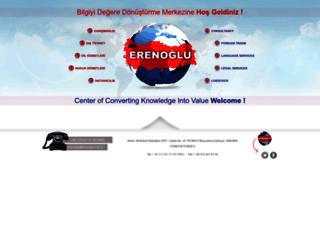 erenoglu.com.tr screenshot