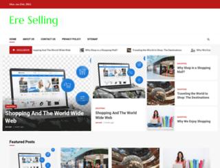 ereselling.com screenshot