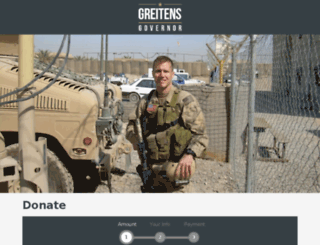 ericgreitens.nationbuilder.com screenshot