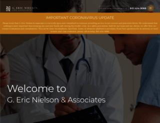 ericnielson.com screenshot