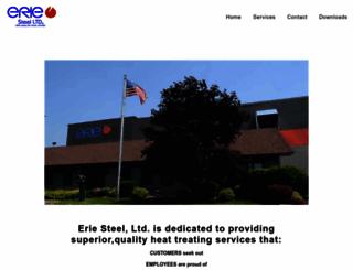 erie.com screenshot