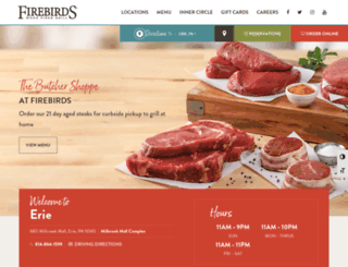 erie.firebirdsrestaurants.com screenshot