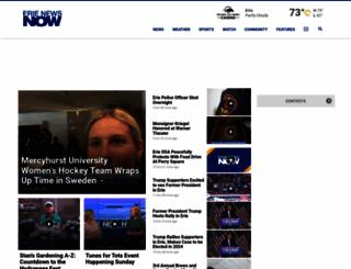erietvnews.com screenshot