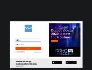 erinwoodford.domo.com screenshot
