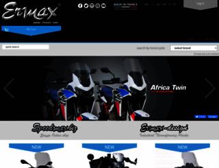 ermax.fr screenshot