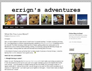 errign.wordpress.com screenshot
