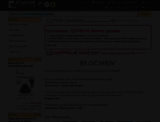 ersatzteildirect.de screenshot