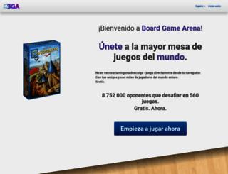 es.boardgamearena.com screenshot