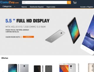 es.comebuy.com screenshot