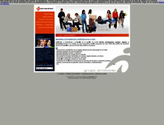 es.correodirect.com screenshot