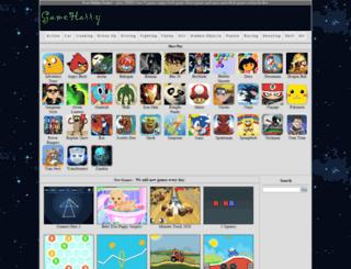 es.gameharry.com screenshot