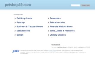 es.petshop39.com screenshot