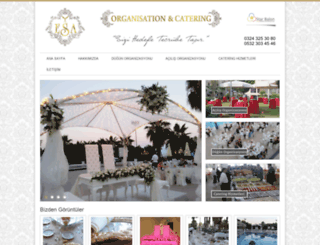 esaorganizasyon.com screenshot