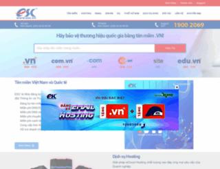 esc.vn screenshot