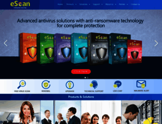 escanav.com screenshot