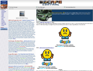 escape-central.com screenshot