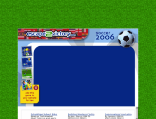 escape2victory.com screenshot