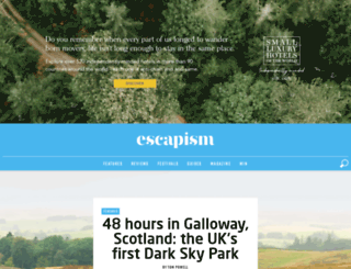 escapismmagazine.com screenshot