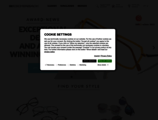 eschenbach-eyewear.com screenshot