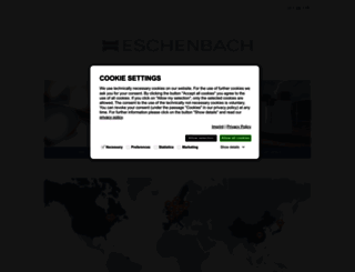 eschenbach-optik.com screenshot