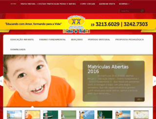 escoladeeducacaoinfantil.com.br screenshot
