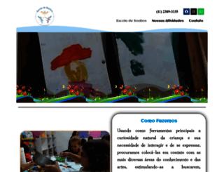escoladesonhos.com.br screenshot