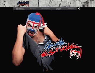 escorpiondoradooficial.com screenshot