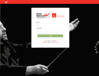 escuelanavarrolara.com screenshot