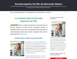 escuelasuperiordepnl.bonocb.com screenshot