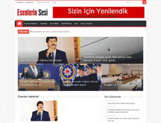 esenlerinsesi.net screenshot