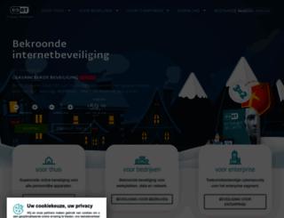 eset.nl screenshot