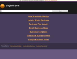 esetnod32.blogeme.com screenshot
