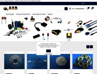 eshop.avr.gr screenshot