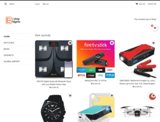 eshopnigeria.com screenshot