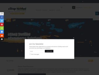 eshopverified.com screenshot