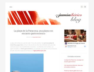 esjamoniberico.com screenshot