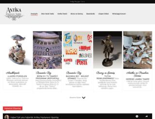 eskicidukkani.com screenshot