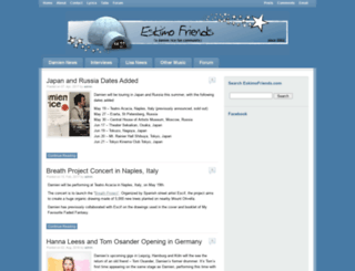 eskimofriends.com screenshot