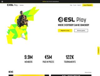 eslasia.net screenshot