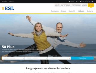 eslclub50.com screenshot